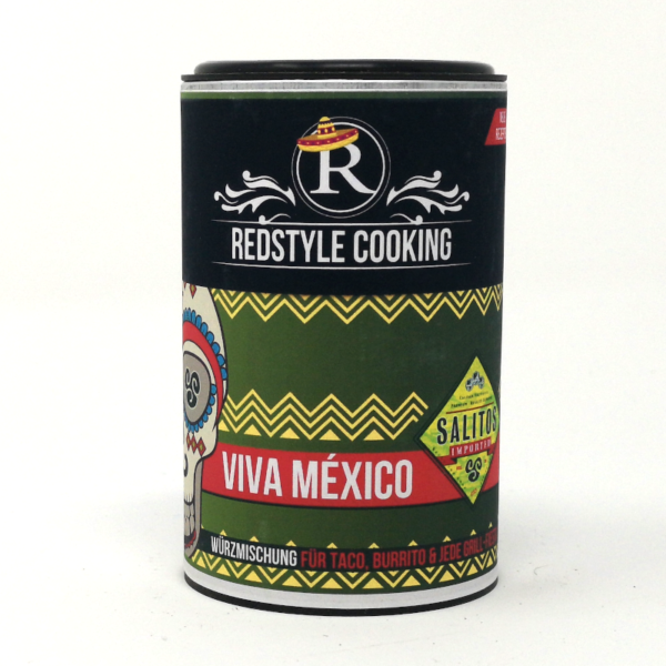Redstyle Cooking Viva Mexico by SALITOS - der leckere Ludwig