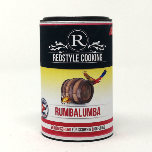 Redstyle Cooking Rumbalumba - der leckere Ludwig