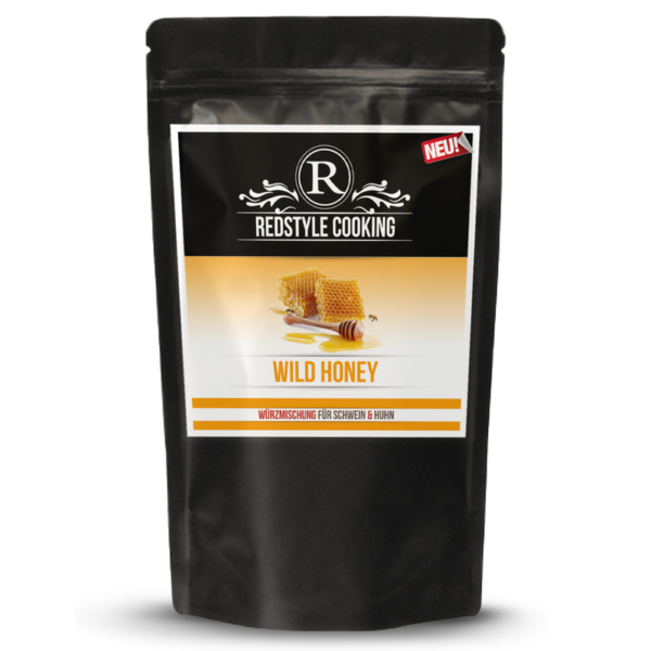 Redstyle Cooking Wild Honey - der leckere Ludwig